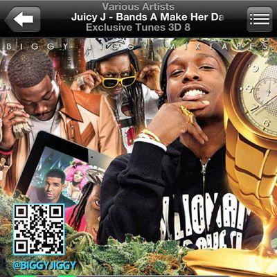 JuicyJ Bandsamakeherdance Remix