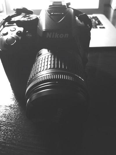 Nikon anymore Nikon Newcamera Newphotos Newchallenges EyeEm Close-up D5300 Technology Blackandwhite Camera Hobby Hobbyphotography