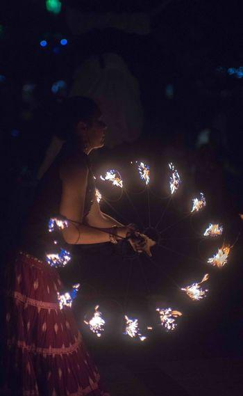 Illuminated One
