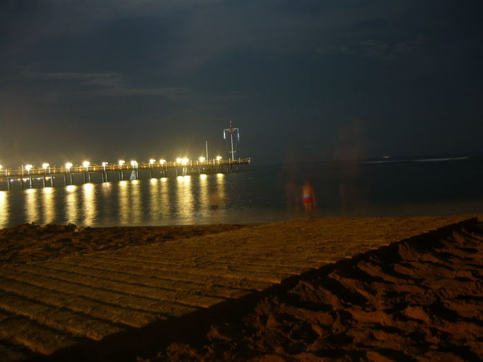 Beach Enjoying Life Hollow Night Nightphotography Outdoors Sand Seaside Swimming Taking Photos Turkey Water