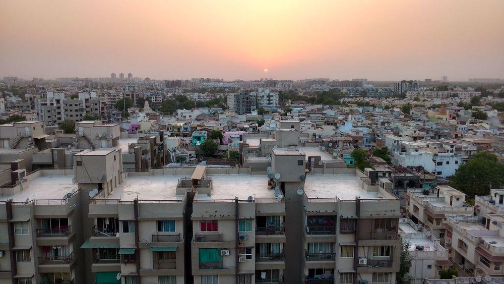 Sun Sunset Sunlight City Ahmedabad India Naturelovers EyeEm Best Shots 2016 EyeEm Awards Battle Of The Cities Battle Of The City My Year My View Adapted To The City The Week On EyeEm Paint The Town Yellow
