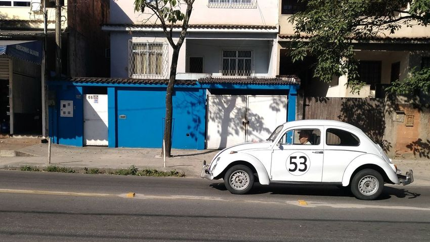 53 Ocho HerbieTheLoveBug Herbie 53 Herbie Beetle Beetle Car Fusca Fusquinha Fuscão Volkswagen