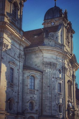 Kloster Einsiedeln Abbey Sunny Day Architecture Old Buildings Old Architecture Windows Impressive View View Switzerland Taking Photos Photography Tadaa Community Taking Pictures Enjoying The View