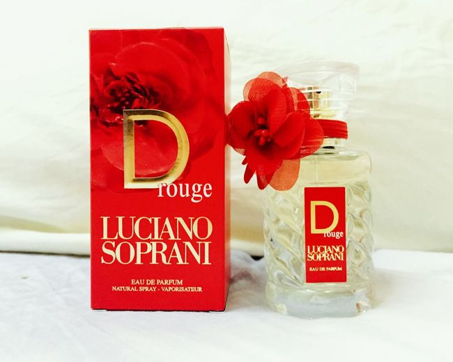 Perfume Lover Perfume Fragrance Perfumeaddict Perfumelover I got this fragrance myself, very strong and unique scent that ends with burnt smell. D Rouge by Luciano Soprani, though not popular and much mentioned about, I like the rebellious and nonconformist character in it.