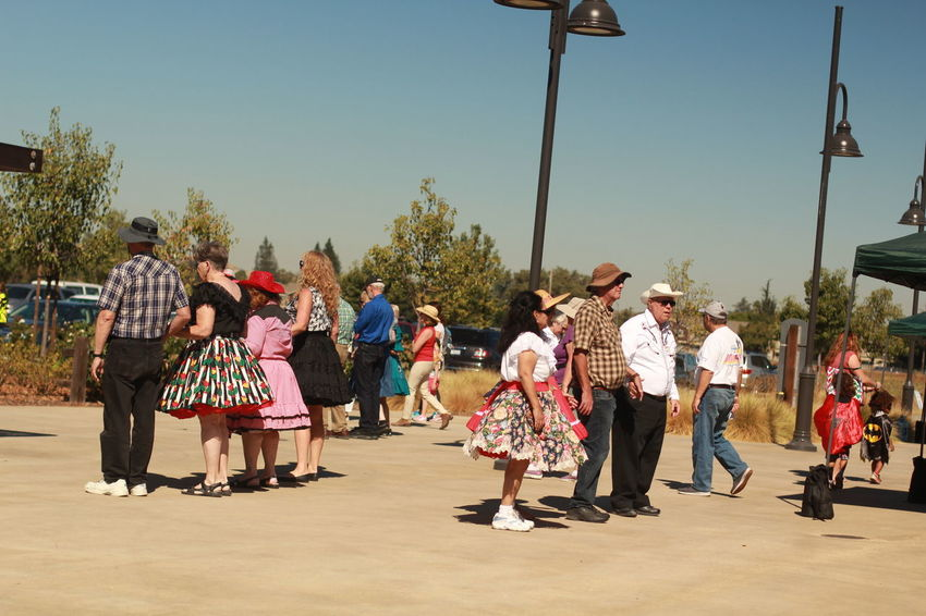 Square dancing at harvst festival 2017 at Martial Cottle park in San Jose Dancing Dancing Around The World Martial Cottle Park Square Dancing Adult American Culture Celebration Dance Floor Day Enjoyment Folk Dance Friendship Full Length Fun Leisure Activity Medium Group Of People Men Nature Outdoors Partners People Real People Togetherness Tree Women