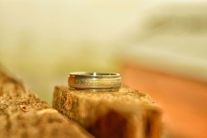 """""""We make a living by what we get, but we make a life by what we give."""" -Winston Churchill Bokeh Close-up Day EyeEm EyeEm Best Shots Life Events No People Ring Selective Focus Wedding The Still Life Photographer - 2018 EyeEm Awards"""