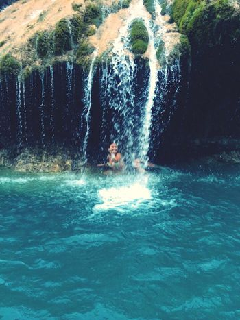France Waterfall Memories Friends
