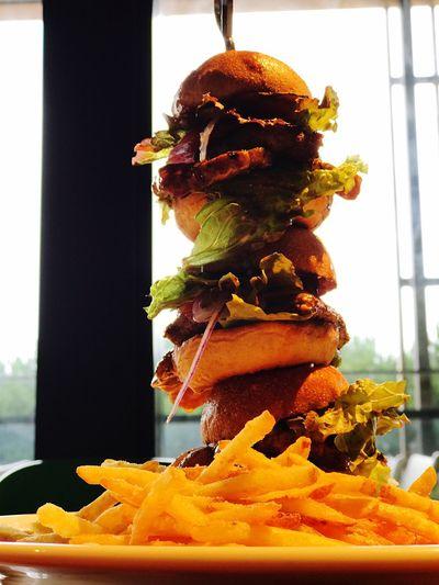 shonan steak burger!! tripleburger Food Burger Bands Steaks Bigburger Shonan