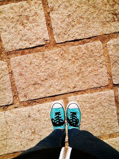 Shoes Travel Fun Times