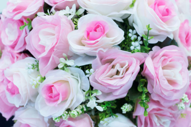 Background Beauty In Nature Bouquet Bunch Of Flowers Close-up Flower Flower Arrangement Flower Head Flowering Plant Fragility Freshness Full Frame High Angle View Inflorescence Nature No People Outdoors Petal Pink Color Plant Rosé Rose - Flower Vulnerability