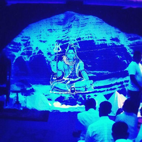 Shiva Lord Shiva Psychedelic Om Shanti