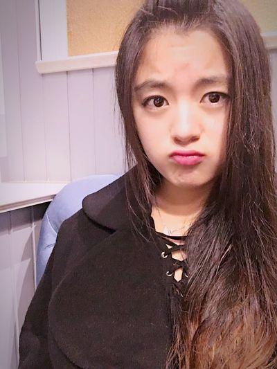 girl I like First Eyeem Photo Upset Lovely Lips