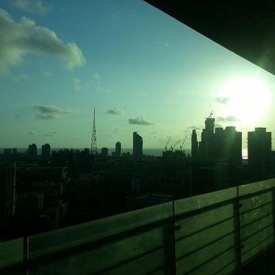 Instagram Mumbai Mumbaimag MumbaiPC igersmumbai instapicture instahub instacanvas streetscene sunset silhoutte sky