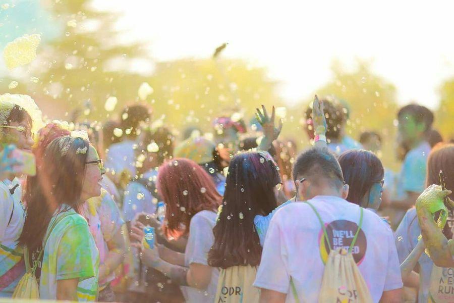 Canon6d Colorsplash Bubbles CMR2015 Festival RePicture Travel Summertime
