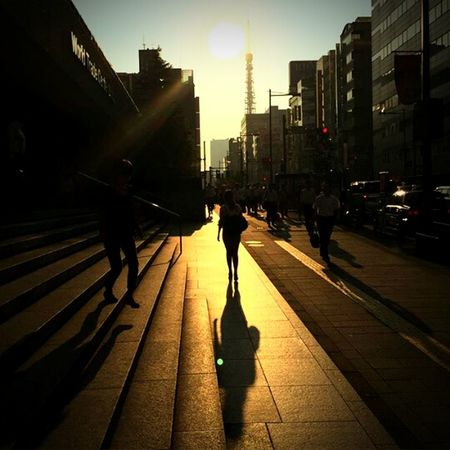 Creative Light And Shadow Enjoying Life Cityscape Shadows Living Life To The Fullest Life Through A Lens Everyday Life Daily Commute Going Through The Motions Silhouette