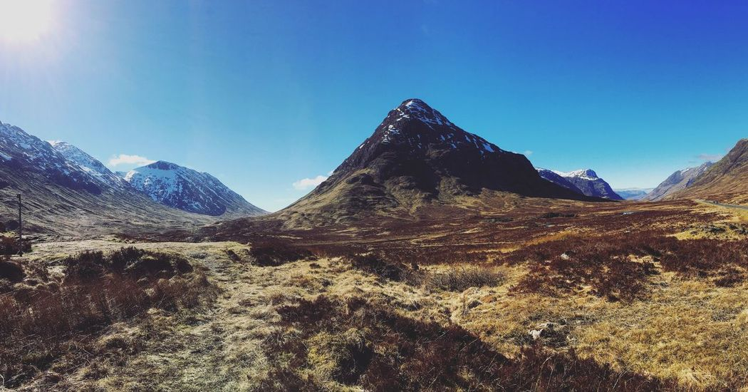 Highland Outdoor Trip Nature Schottland