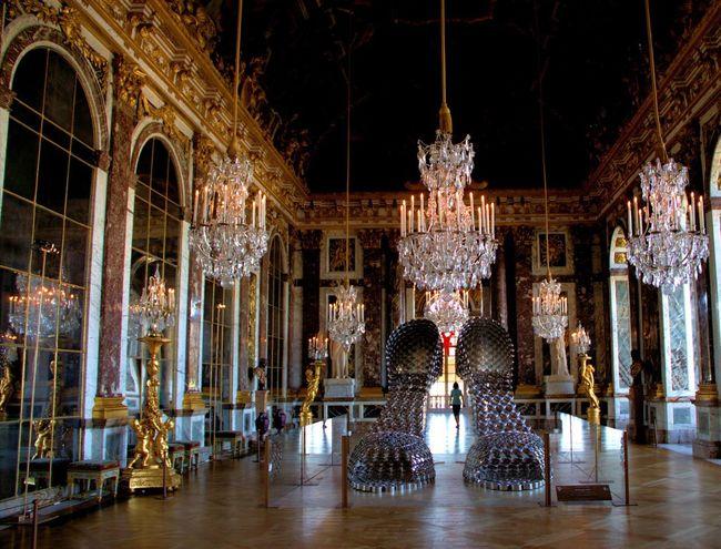 Joanavasconcelos Château De Versailles  France Portugal_em_fotos