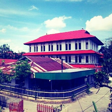 HSOE (High School Of Economic)... Potrait Photography Full Colors  BanjarmasinCity INDONESIA Great Views