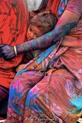 RePicture Travel India Holi Festival Colours