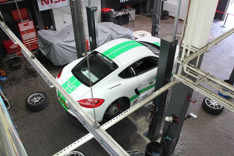 Cam Otomobil Dünyam Porsche Porsche Cayman S Rsrnurburg