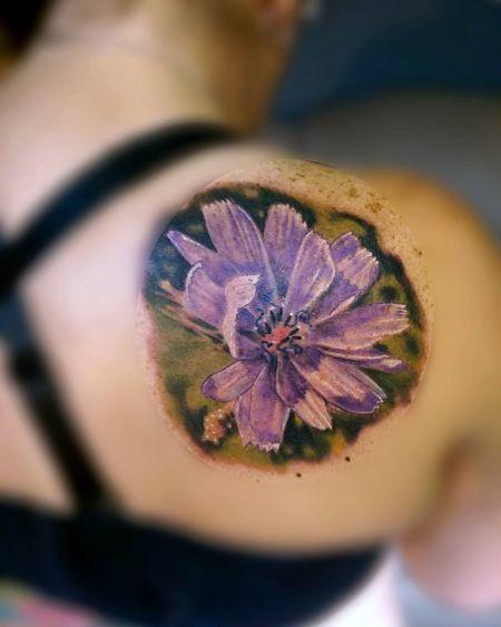 Tattoo Torstenmatthes Mrttattoo Fullcustomtattoo Tattooartist  Check This Out Customdesign Flowertattoo