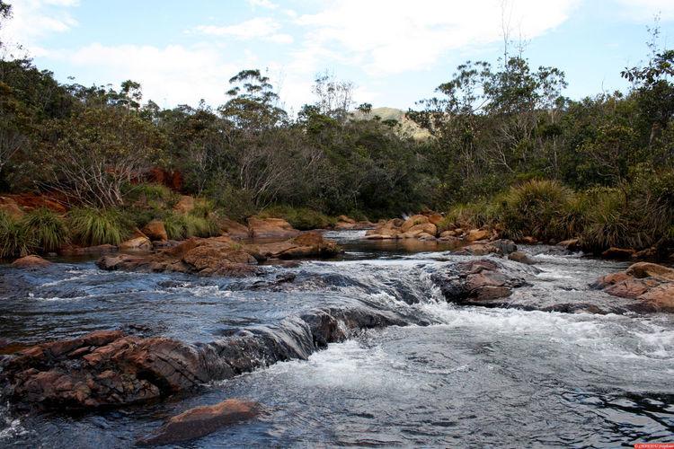 Nature_collection Nouvelle Calédonie Rivière Bleue Terre Rouge Nouvelle Caledonie