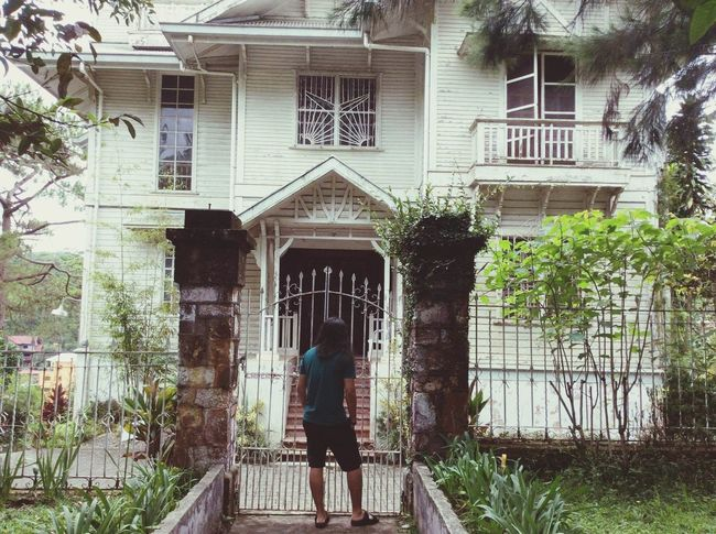 Laperal White House Baguio City Baguio City, Philippines Haunted House Philippines
