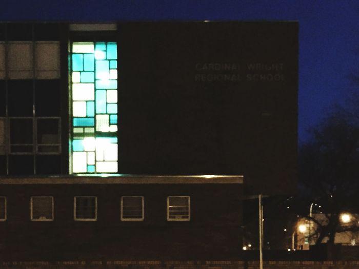 Sixties Architecture Sunrise Running Calm Mod Sort Of...