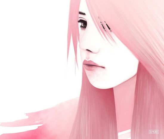 Work in progress Pink Color Young Adult Young Women Painting Drawing ArtWork Illustration Photoshop Digital Art Art Gallery Drawings Sketch Creativity My Artwork White Background Artist Printing Watercolor People Portrait Girl Beauty Adult Illustation ınstagram