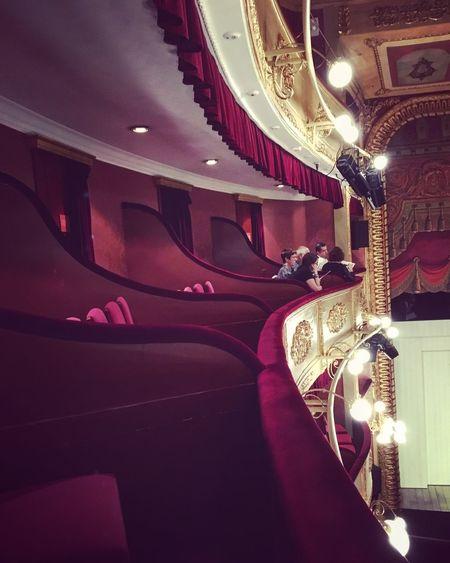 Que empieze la función Teatro Cultural Theatre Theatre Arts