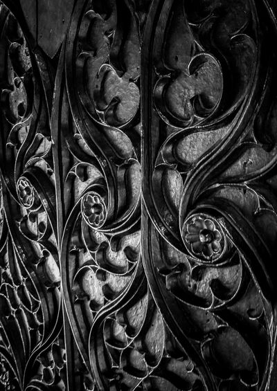 One of European's most fascinating castles welcomes you in Switzerland. More about the history: http://bit.ly/1QQhgos Blackandwhite Castle Château Close-up Design Door Europe Heritage Historic History Indoors  Lake Monochrome Montreux Ornate Photography Switzerland Textured  Travel Travel Photography Traveler Travelgram Traveling Veytaux Monochrome Photography