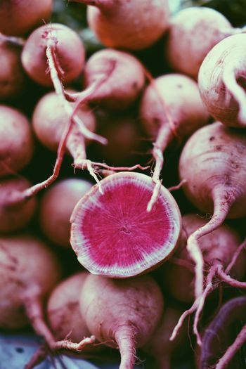 Close-Up Of Beetroot