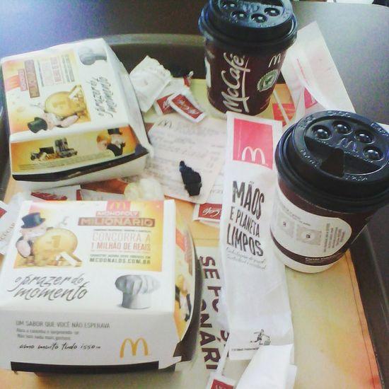 Café da manhã <3