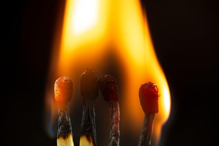 Fire sticks