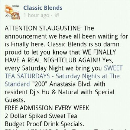 It's back!! 200Lounge ClassicBlends ClubAtmosphere