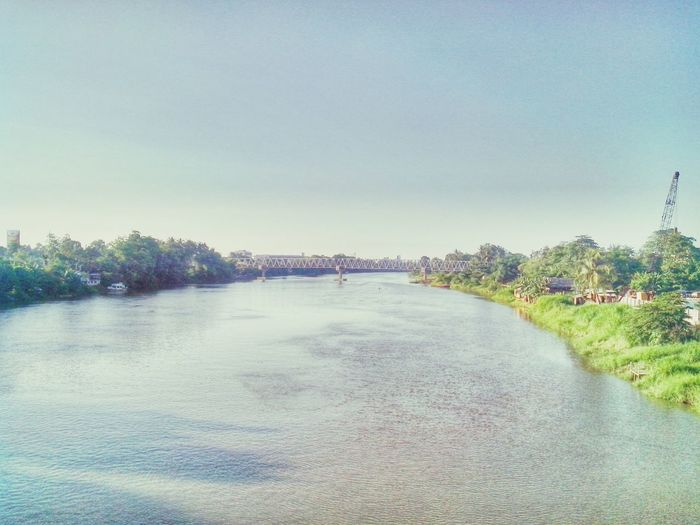 Afternoonwalk Bridgeporn Cagayan De Oro City River View