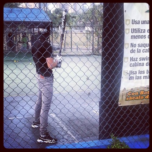 IsLoveGame Softball Caracas Relaxing el hobbie