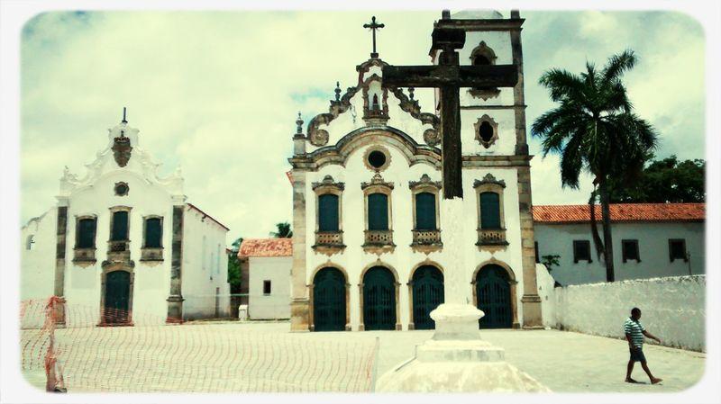 Cidade História de Marechal Deodoro Igreja Patrimoniohistorico Arquitecture Alagoas