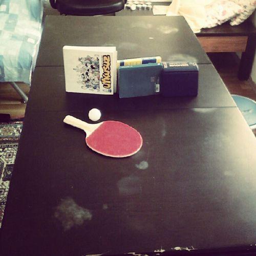 Ev yapimi masa tenisi