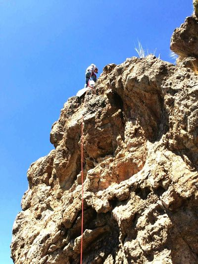 Adventure Club Take By Iphone6 Visitmexico🇲🇽 Ah!chihuahua Chihuahua Mexico Rapeling Fun