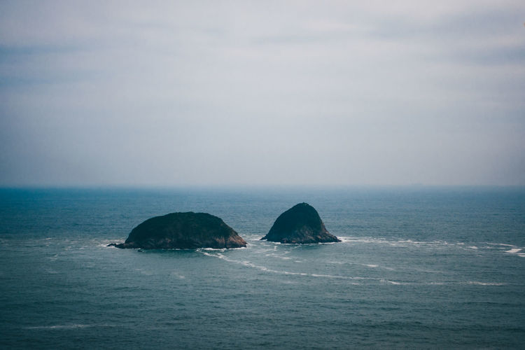 Lonely islands Emptiness Hong Kong HongKong Isolated Loneliness Lonely Peace Empty Horizon Horizon Over Water Island Isolation Ocean Peaceful Sea