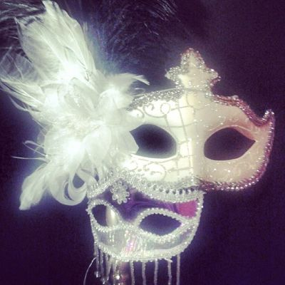 """""""Our truest life is when we are in dreams awake."""" Henry David Thoreau Dream Mask Fantasy"""