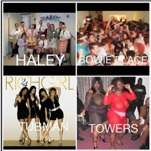 Ctfu !!! You won't understand or find this funny unless you went to BowieState . I stayed in BowiePlace