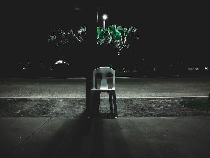 Alone Night No