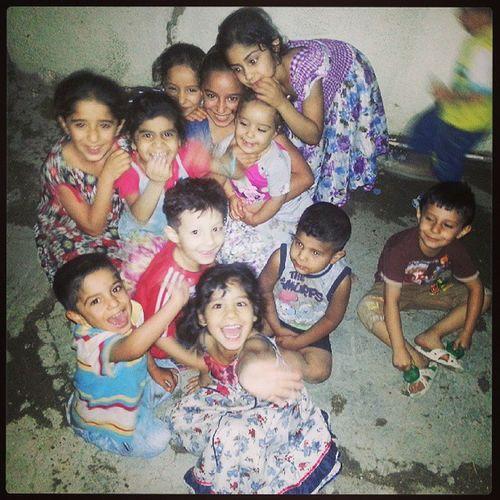 Very funnny kids ^-^ Baghdad Iraq Playing
