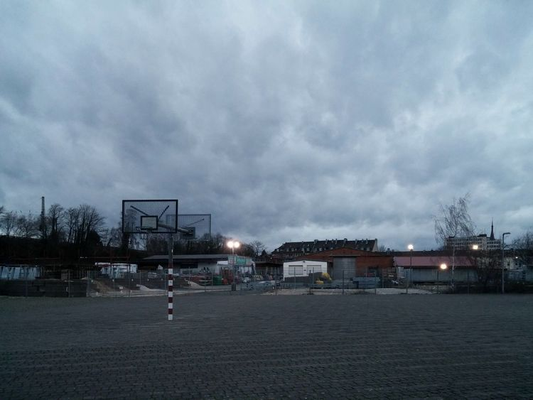Zwischen Den Jahren Playing Field Basketball