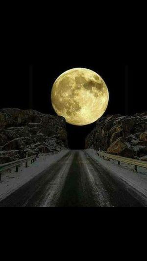 Moon Big Moon