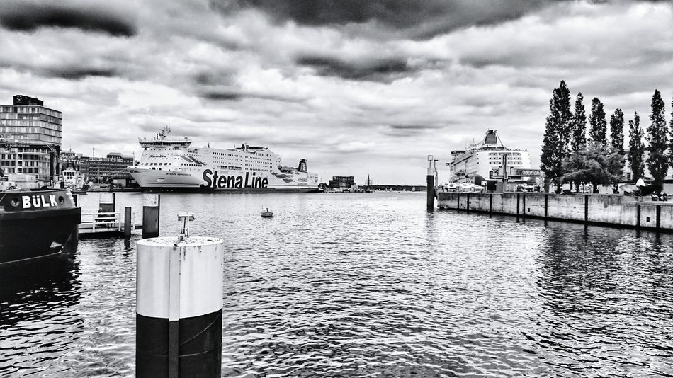 Kieler Woche Kiel Black And White Collection  Blackandwhite Boats Black And White Photography Landscape