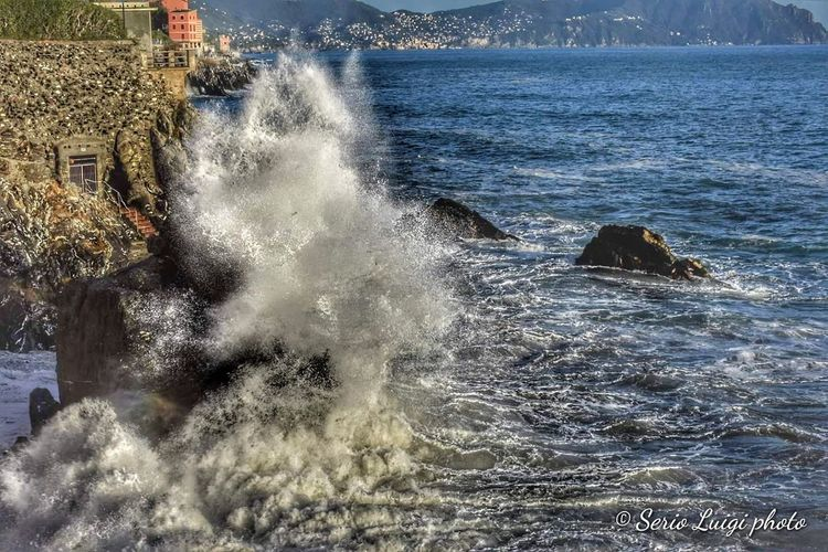 Seastorm Waves And Rocks Waves Crashing Waves Crashing On Rocks Water Wave Force Sea Crash Motion Power In Nature Beach Sky Horizon Over Water