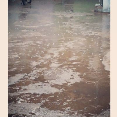 And it rains all day. Rainingallday Barish ThatmomentwhenUhavetositinaroombecausetheguestcame Hyderabad greatweather
